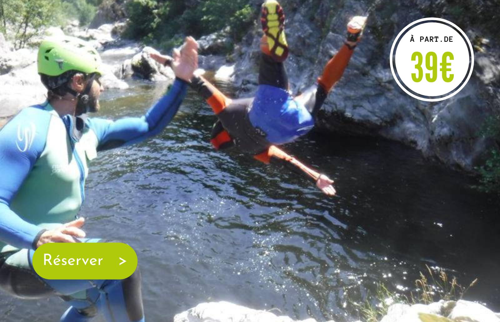 Randonnée aquatique - Antipodes Millau