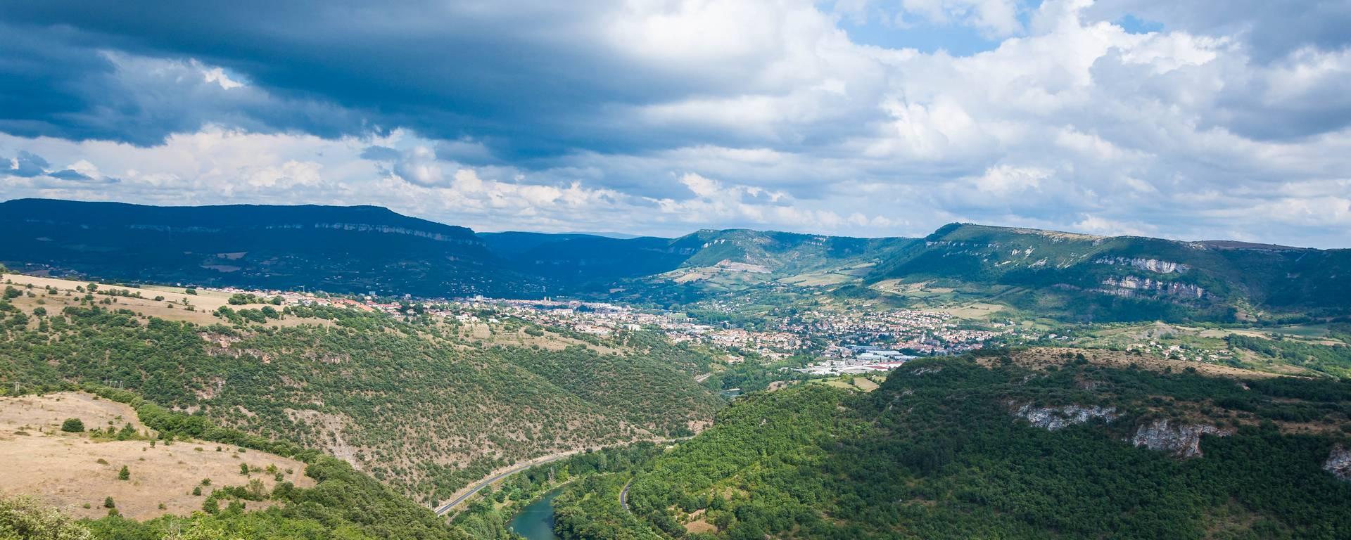 Franchir la vallée du Tarn