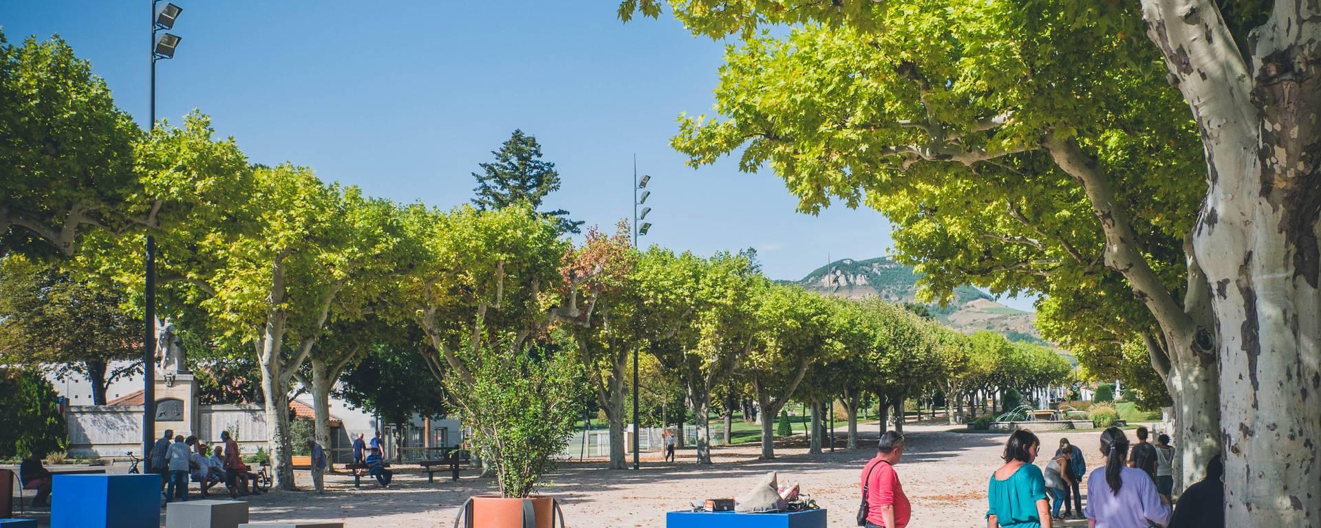 Parc de la Victoire