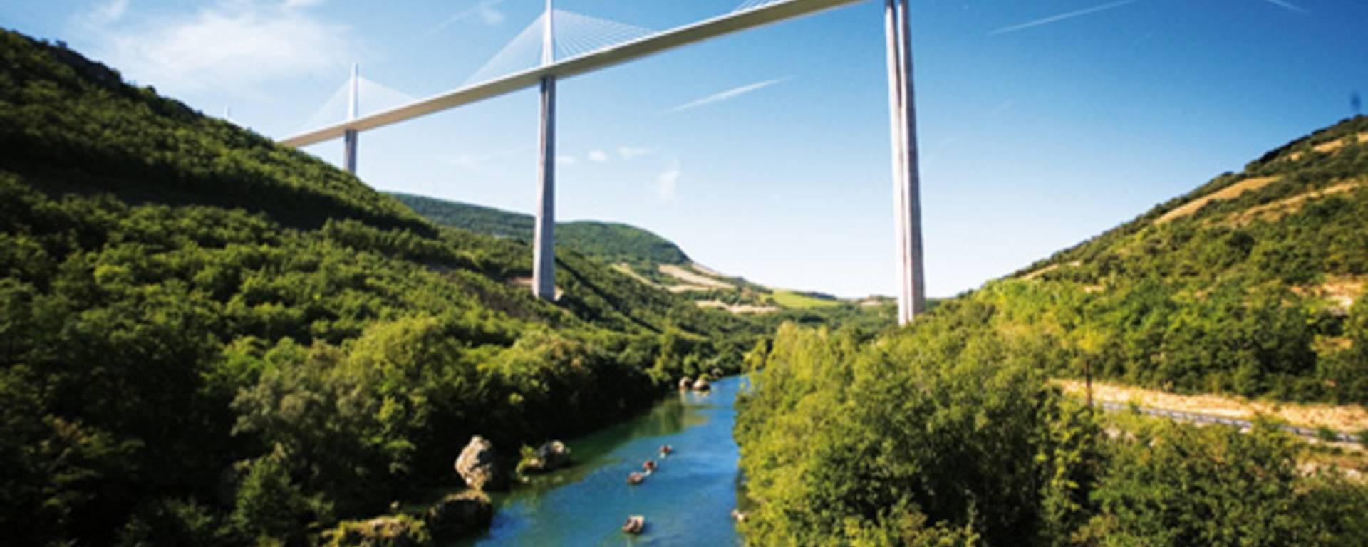 Séjour Groupes Millau et le Viaduc de Millau