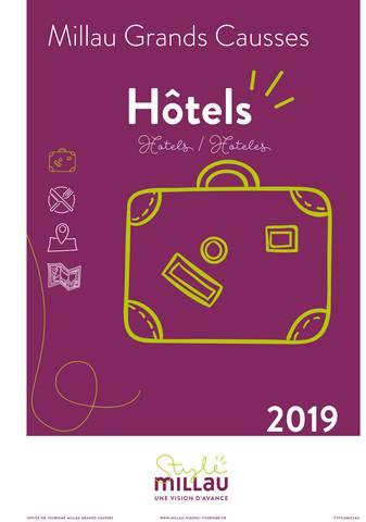 Hôtels 2019
