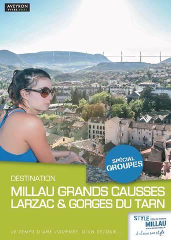 Brochure Groupes Loisirs 2019