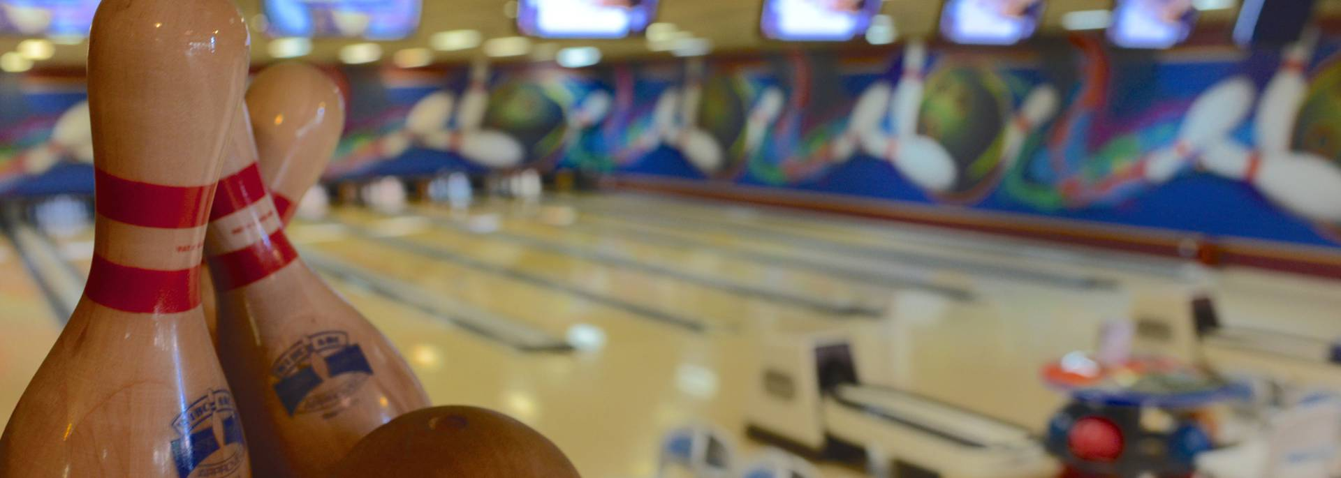 Pratique du bowling à Millau