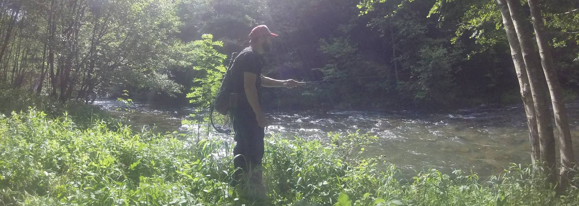 Pêcher dans le Tarn