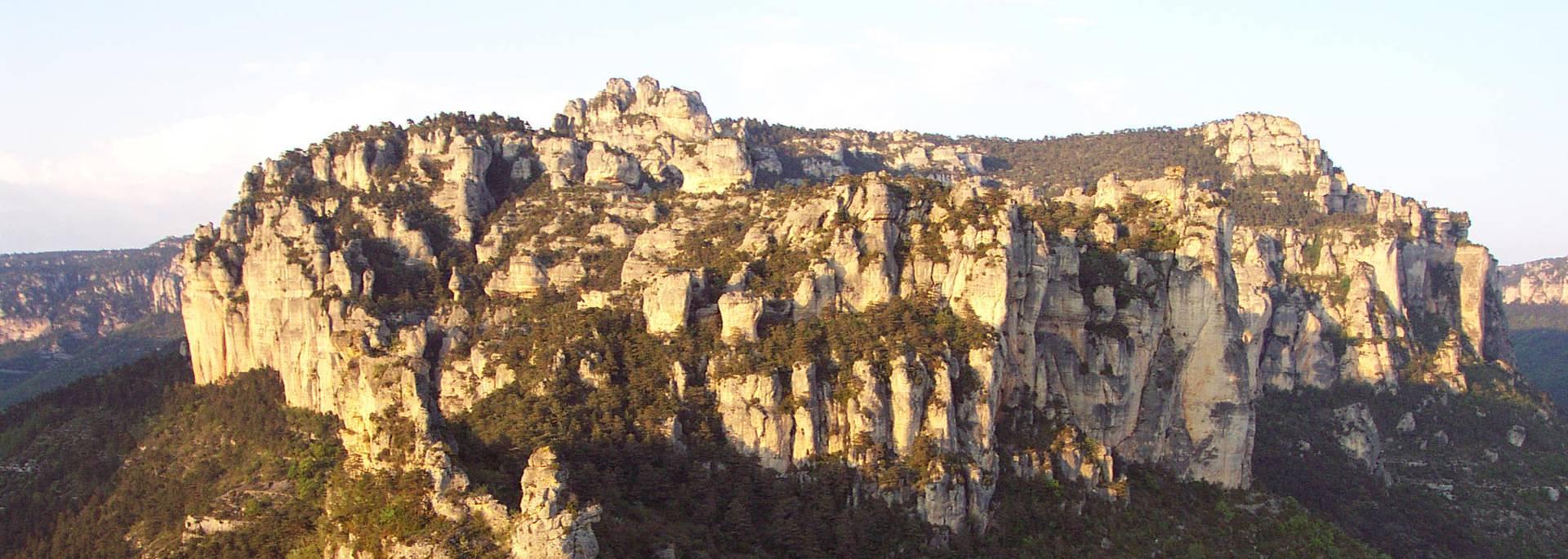 Falaises des Gorges du Tarn