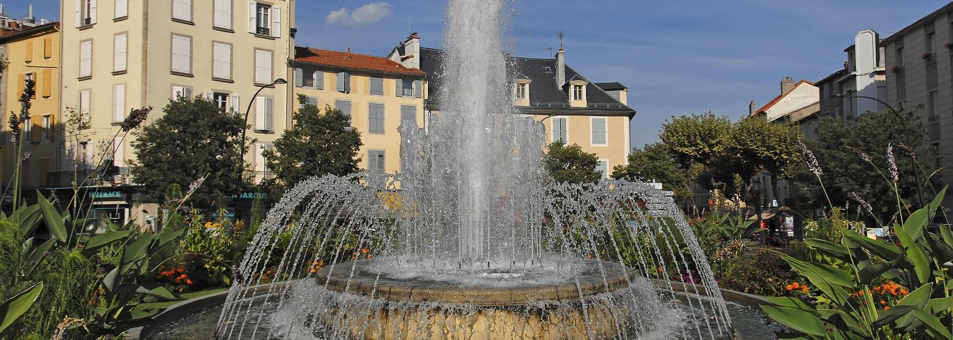 Place de Mandarous à Millau