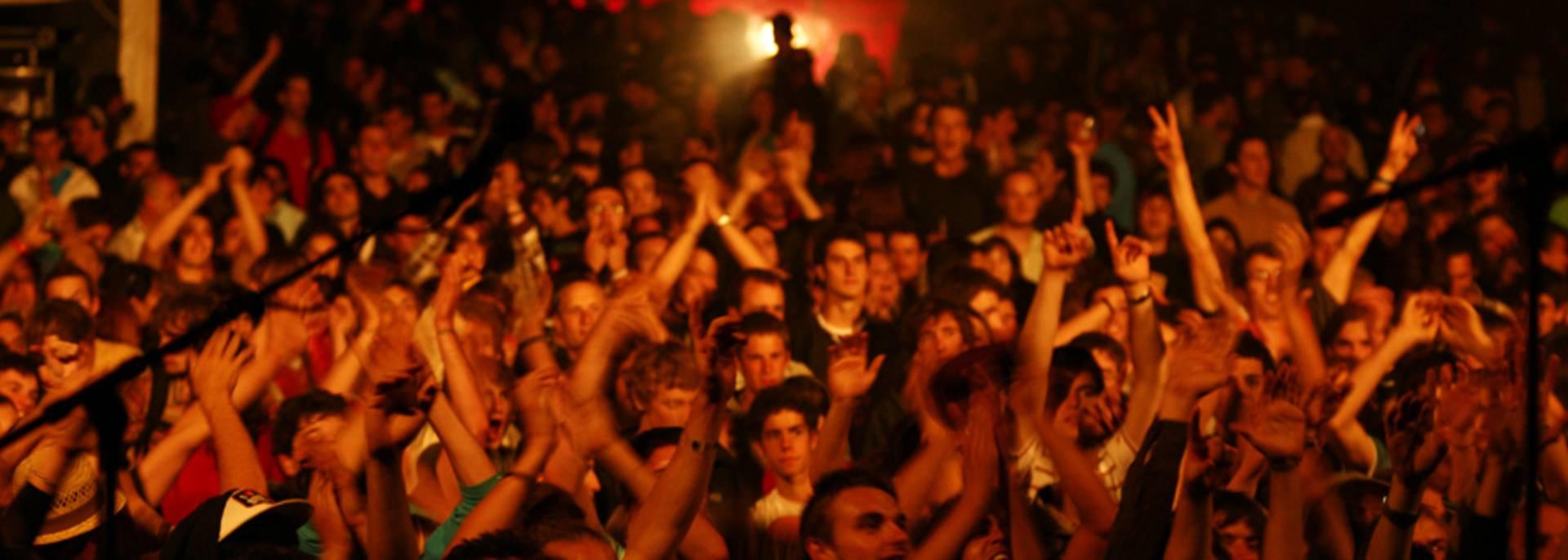 Le concert du Samedi soir et l'événement des Naturals Games