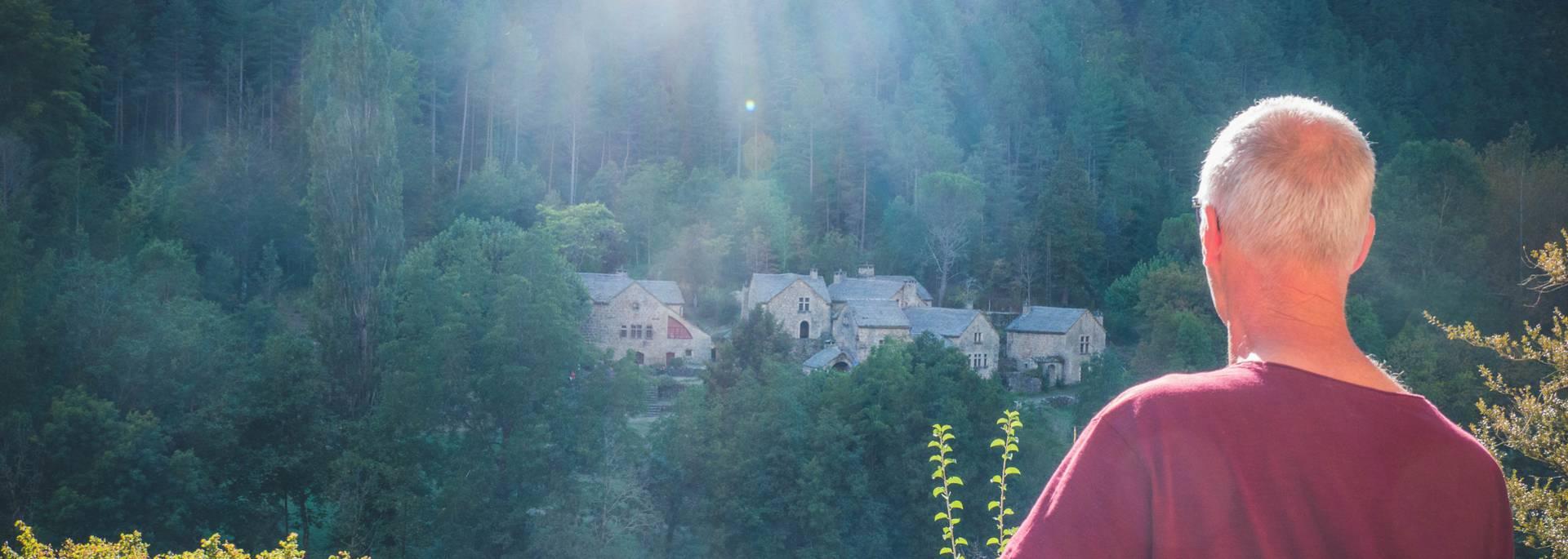 La Croze, Gorges du Tarn