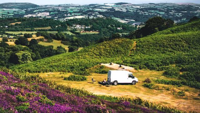 En Aveyron en camping-car