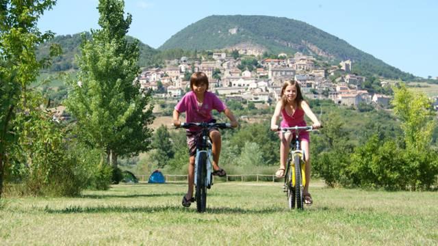 Campings à Millau et dans les Gorges du Tarn