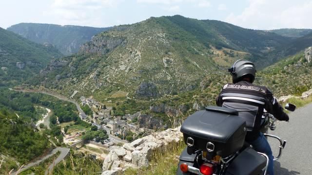 Itinéraire historique des gorges du tarn