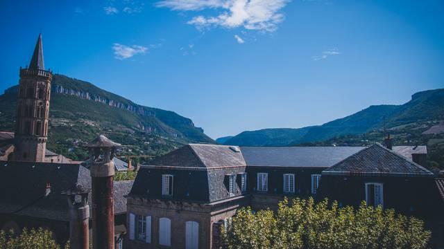 Les toits de Millau