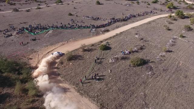 Parcours du Rallye des Cardabelles 2019