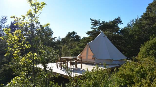 Tous les campings proche de Millau