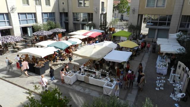 Venez à la rencontre de nos artisans sur le marché à Millau