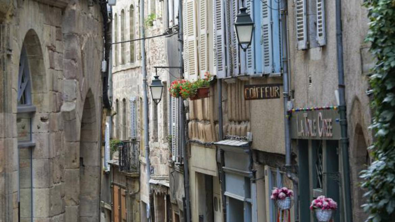 Rodez : Le Centre Historique et la Cathédrale