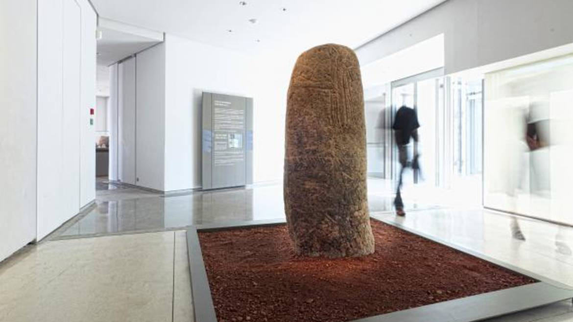 Une collection exceptionnelle de statues-menhirs, unique en Europe