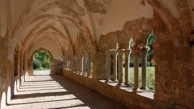 Un haut lieu de l'architecture cistercienne
