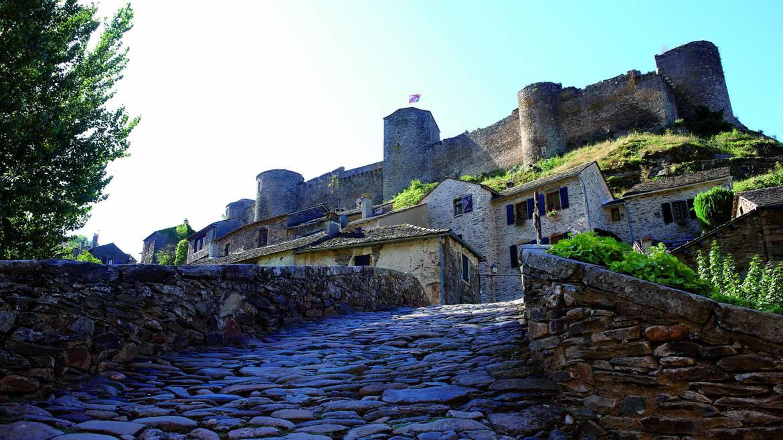 Un château datant du Moyen-Âge