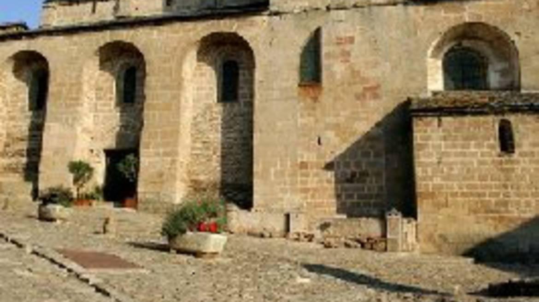 Un village médiéval chargé d'histoire