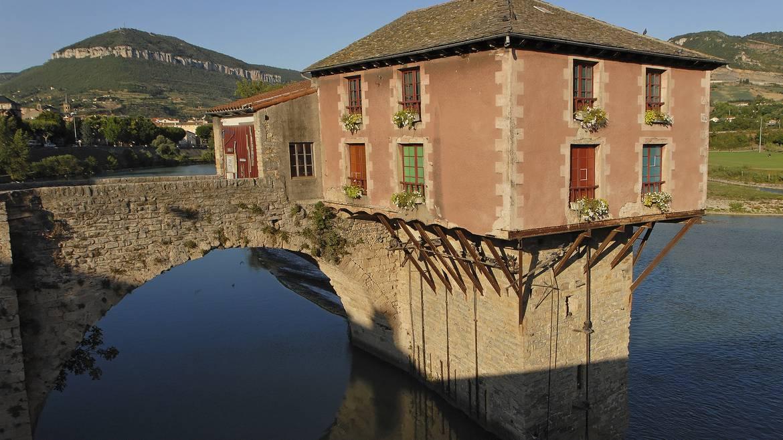 Ville d'Art et d'Histoire : Millau, labellisé en 2010