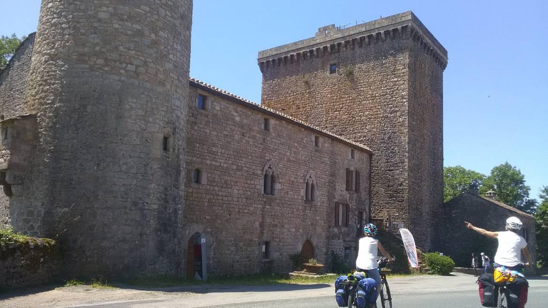 La Tour Hospitalière du Viala-du-Pas-de-Jaux