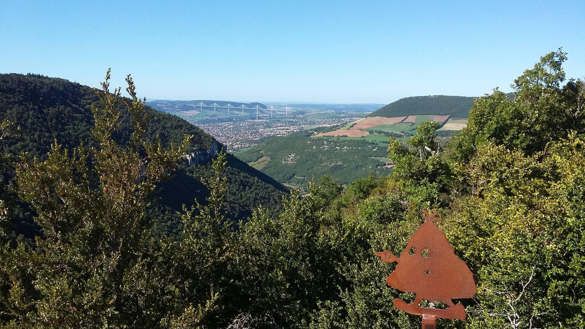 Mr Clapassou Sentiers nature et patrimoine Millau