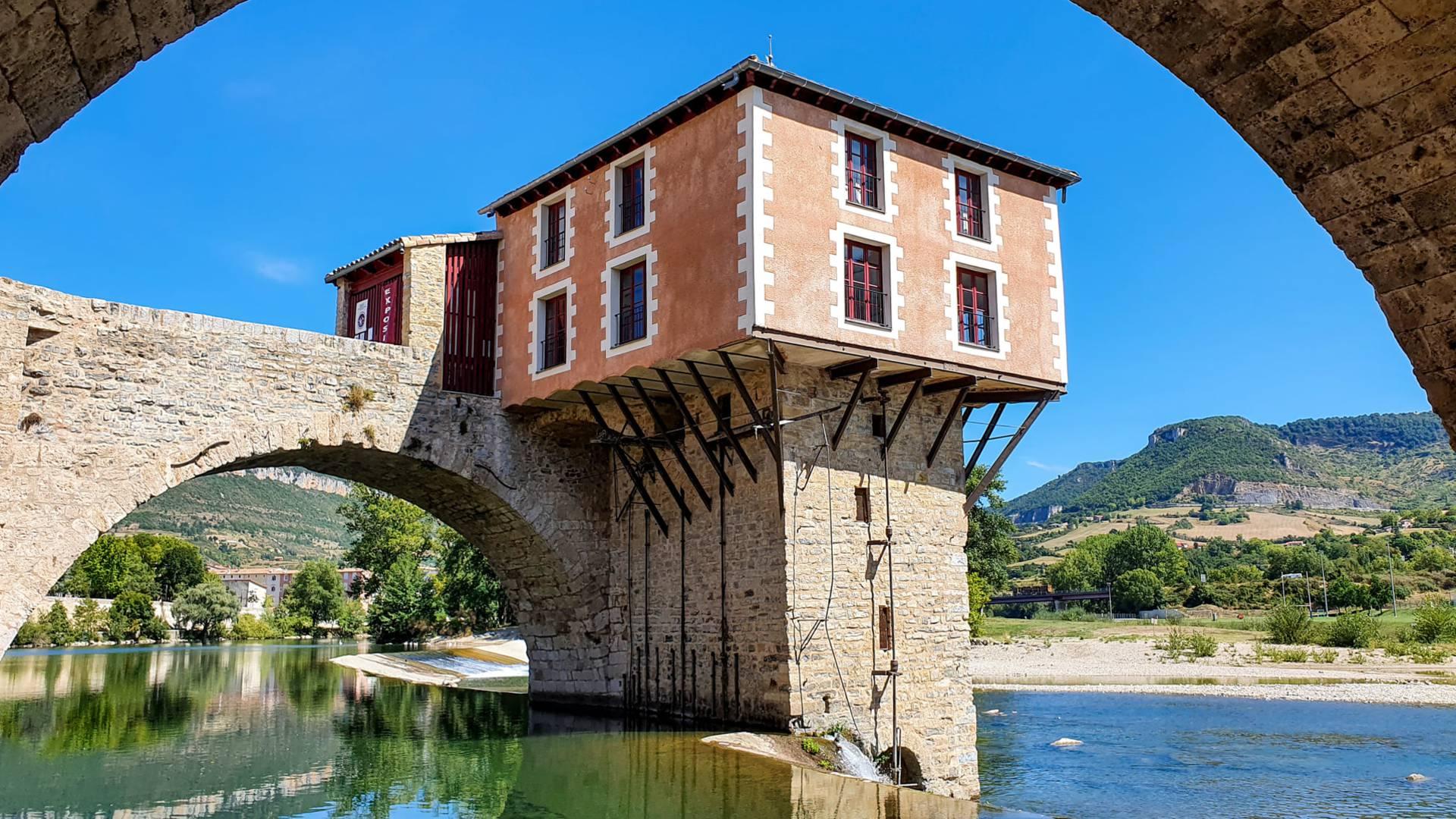 Pont-vieux de Millau - ©jeanjean