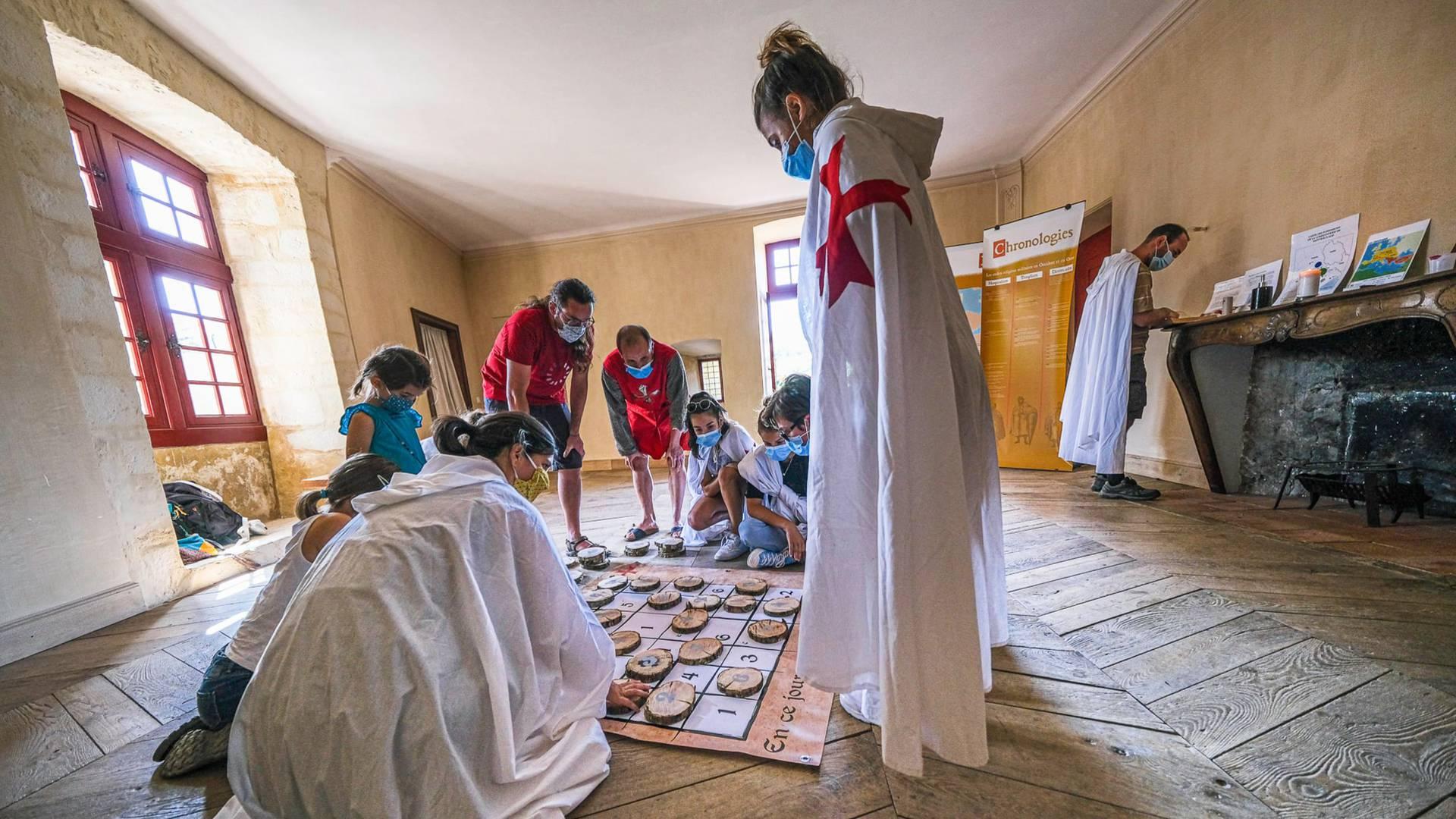 Escape Game Le Trésor des Templiers de Sainte-Eulalie de Cernon