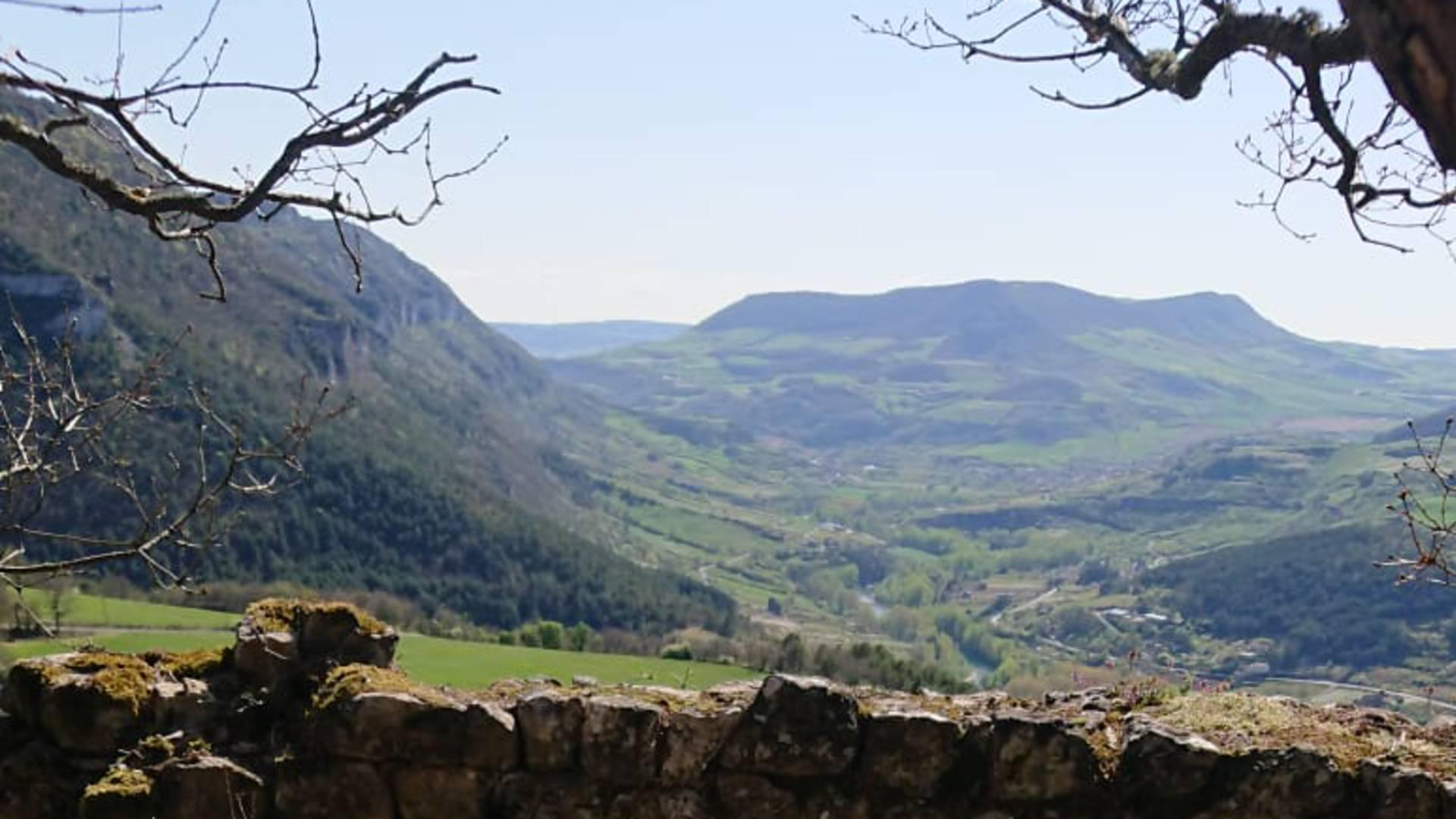 Vallée des respirs en Aveyron