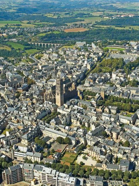 Journée groupe à Rodez