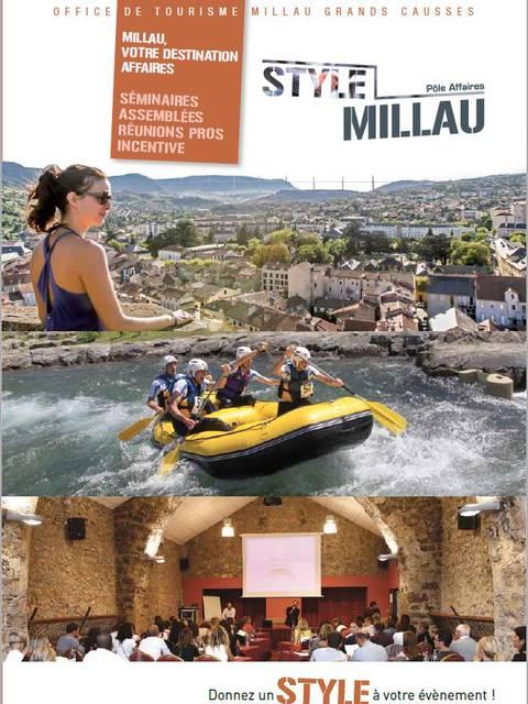 Brochure Pôle Affaires