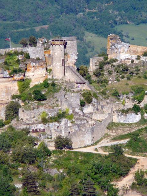 Le Château de Peyrelade
