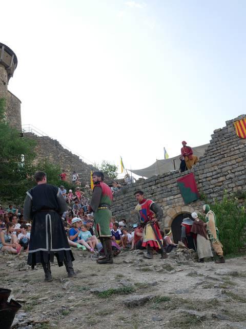 Les animations du Château de Peyrelade