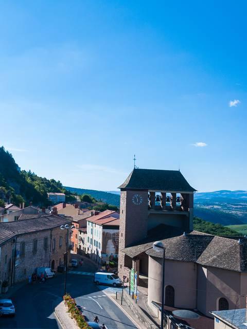 Village de Roquefort-sur-Soulzon