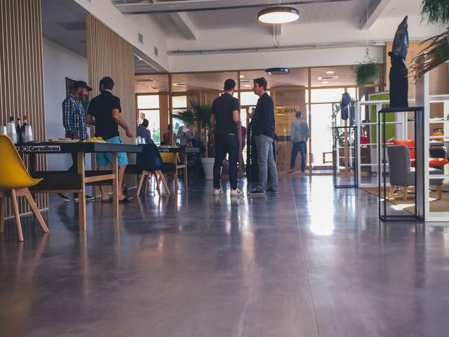 Espace Coworking et collaboratif à Millau !