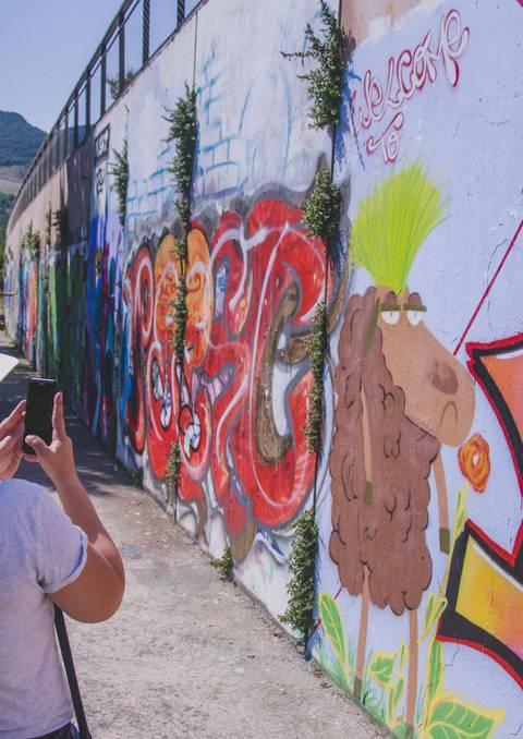 Millau Street Art Experience
