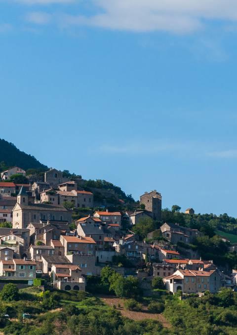 Villages pittoresques autour de Millau
