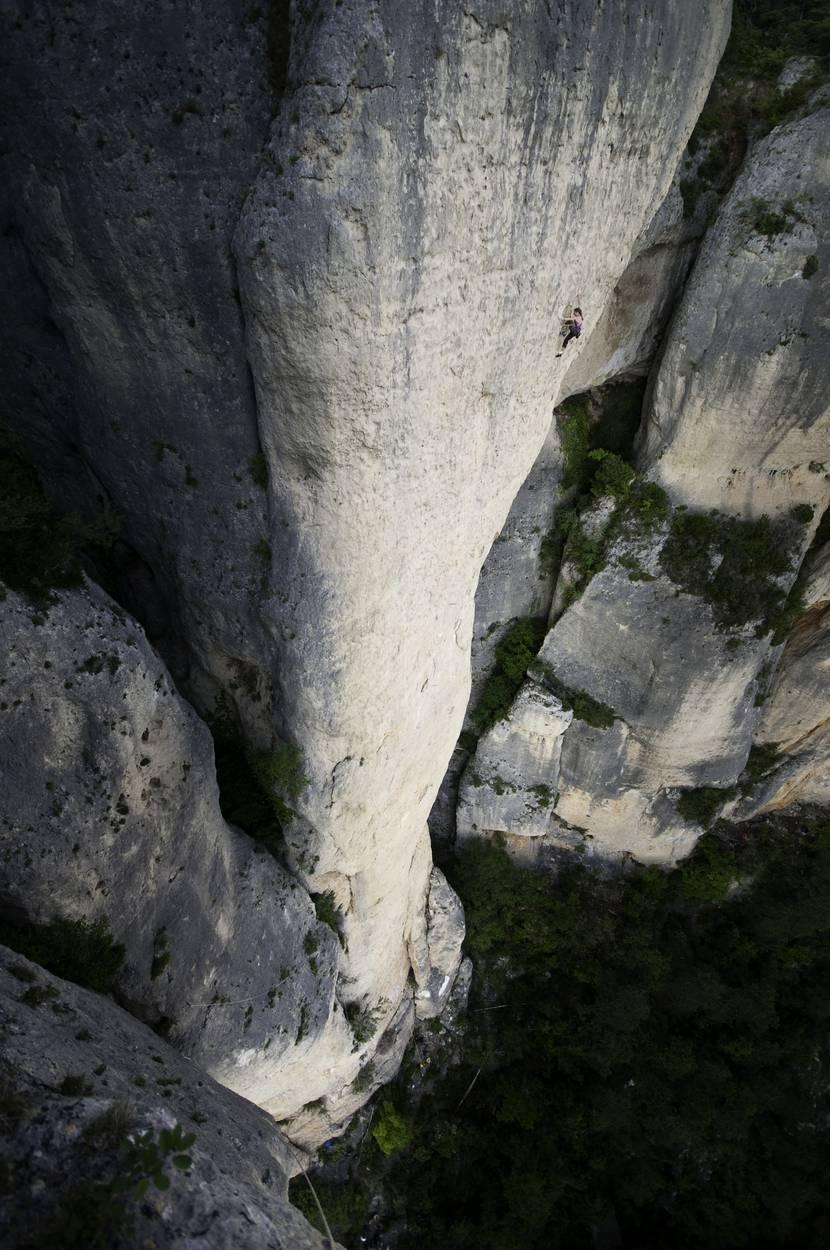 Grande voie des Gorges du Tarn