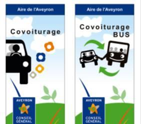 Aire de covoiturage Aveyron