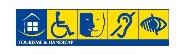 Logo - Tourisme et Handicap