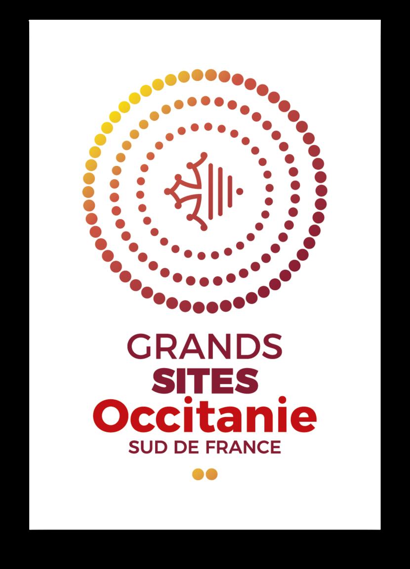 Logo - Grands sites Occitanie