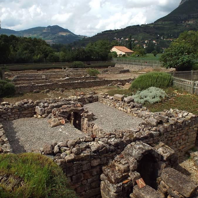 Le Site Archéologique de la Graufesenque