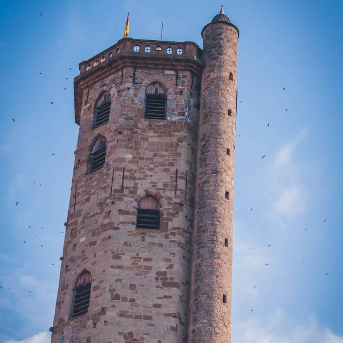 Tour du roi d'Aragon - Beffroi