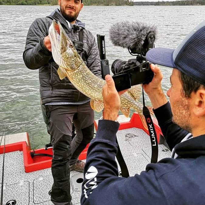 Pêcher autour de Millau ©Scarna Fishing