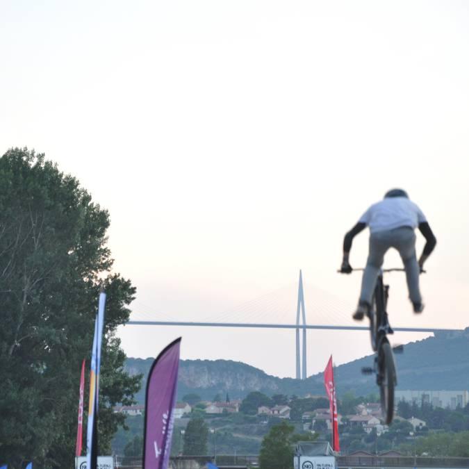 Le Festival des Natural Games à Millau