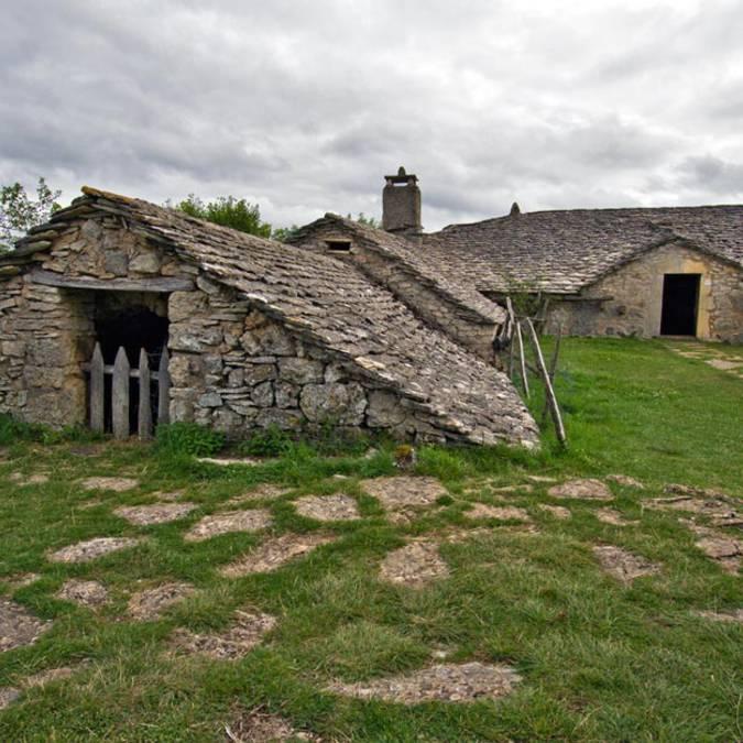 La Ferme Caussenarde d'Autrefois : Ecomusée du Causse