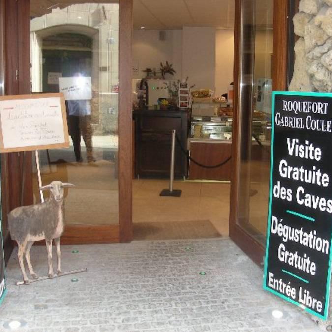 Les Caves Roquefort Gabriel Coulet