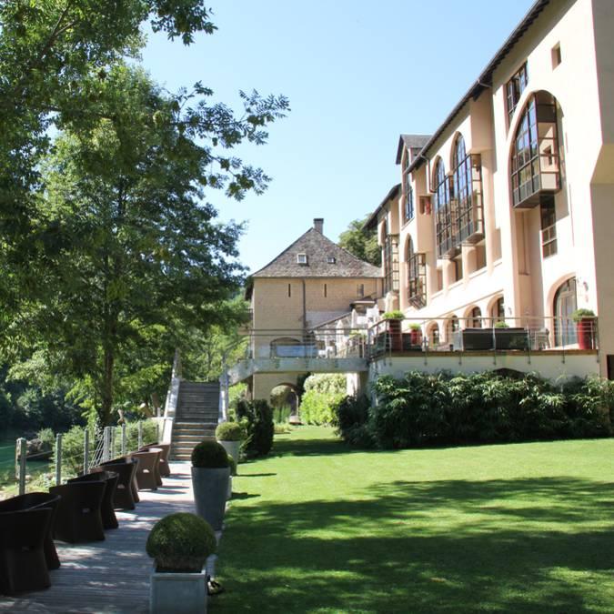 Hôtel dans les Gorges du Tarn