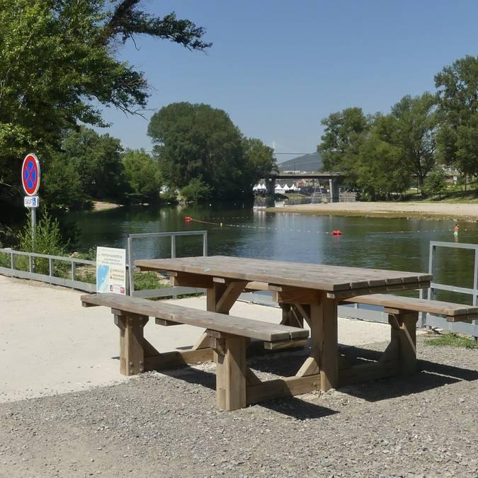 Parcours pêche en famille en Millau